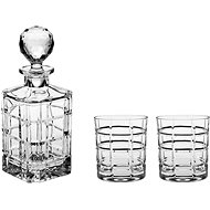 Bohemia Crystal Whisky set 3ks TIMESQUARE - Whisky set