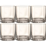 Bohemia Crystal Whiskey Glass BARLINE 280ml 6pcs
