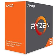 AMD RYZEN 5 1600X - Processor