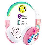 BuddyPhones Wave - Unicorn, růžová - Bezdrátová sluchátka