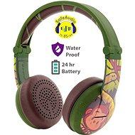 BuddyPhones Wave - Monkey, zelená - Bezdrátová sluchátka