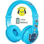BuddyPhones Play, modrá - Bezdrátová sluchátka