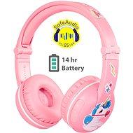 BuddyPhones Play, pink - Wireless Headphones