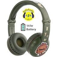 BuddyPhones Play, zelená - Bezdrátová sluchátka