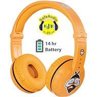 BuddyPhones Play, žlutá - Bezdrátová sluchátka