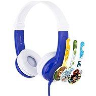 BuddyPhones Connect, blue - Headphones