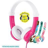 BuddyPhones Connect, pink - Headphones