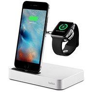 Belkin Valet Charge Dock pro Apple Watch + iPhone - Nabíjecí stojánek