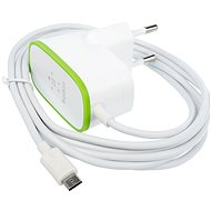 Belkin Home Charger Micro USB, white - Charger
