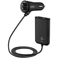 Belkin USB pro 4 pasažéry, černá - Nabíječka do auta