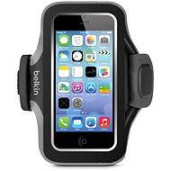 Belkin Slim-Fit Plus Armband pro iPhone 5/5S/SE černé - Pouzdro na mobilní telefon