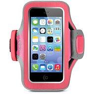 Belkin Slim-Fit Plus Armband růžové - Pouzdro na mobilní telefon