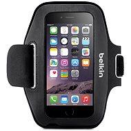 Belkin Sport-Fit Plus Armband černé - Pouzdro na mobilní telefon