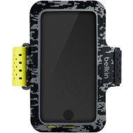 Belkin SportFit Pro pro iPhone 8+/7+/6+/6s+ černo-šedé-žluté