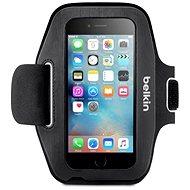 Belkin Sport-Fit Armband pro iPhone 7 a iPhone 8 černé - Pouzdro na mobilní telefon