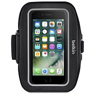 Belkin Sport-Fit Pro Armband pro iPhone 7 Plus a iPhone 8 Plus černé - Pouzdro na mobilní telefon