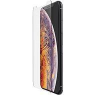 Belkin F8W905zz pro iPhone XS Max čiré - Ochranné sklo
