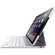 Belkin QODE Ultimate Keyboard Case pro iPad Air2 - bílá - Klávesnice