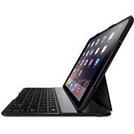 Belkin QODE Ultimate Lite Keyboard Case pro iPad Air2 - černá - Klávesnice