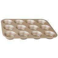 BerlingerHaus Forma na muffiny s nepřilnavým povrchem My Bronze Pastry