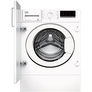 BEKO WITV8712X0W - Vestavná pračka