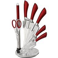 BerlingerHaus Sada kuchyňských nožů 8ks Infinity Line - Sada nožů