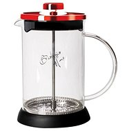 BerlingerHaus Konvička na čaj a kávu French Press 600 ml Burgundy Metallic Line - French press