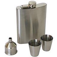 Berndorf Sandrik Hip Flask, 240ml, Flask + 2 Cups