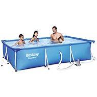 BESTWAY Pool Set 3.00m x 2.01m x 66cm  - Bazén