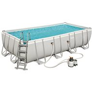 BESTWAY Rectangular Pool Set 5.49m x 2.74m x 1.22m  - Bazén