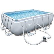 BESTWAY Rectangular Pool Set 2.82m x 1.96m x 84cm - Bazén