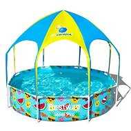 BESTWAY Steel Pro UV Careful Splash-in-Shade Play Pool 2.44m x 51cm  - Bazén