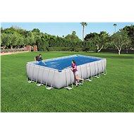 BESTWAY Flowclear Solar Pool Cover 6.71m x 3.66m - Krycí plachta