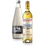 Lillet Blanc 0,75l 17% + Tonic Bohemsca 0,7l - Aperitiv