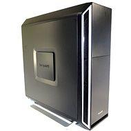 Be quiet! SILENT BASE 800 stříbrná - Počítačová skříň