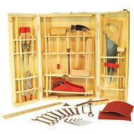 Bigjigs Wooden tool case Junior  - Game set