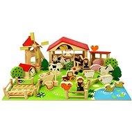 Velká dřevěná farma - Herní set