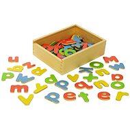 Magnetická abeceda - Didaktická hračka