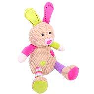 Textilní hračka - Králíček - Textilní hračka