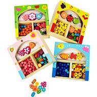 Wooden beads - small - Creative Kit