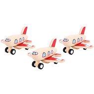 Dřevěné natahovací letadlo - Letadlo