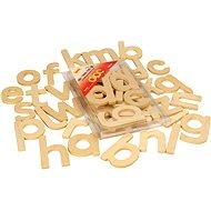Dřevěné hračky - Psací abeceda - Didaktická hračka