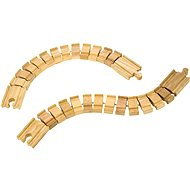 Bigjigs Flexible Track 2pcs - Rail set accessory