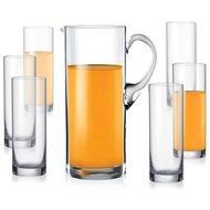 Crystalex Nápojový set (1 džbán + 6 sklenic) - Džbán