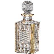 Bohemia Crystal Ručně broušená karafa na whisky Felicie Romantic 800ml - Karafa