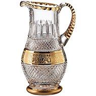 Bohemia Crystal Ručně broušený džbán Felicie Romantic 1300ml - Džbán