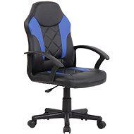 BHM Germany Tafo, černá / modrá - Dětská židle