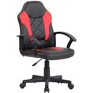 BHM Germany Tafo, černá / červená - Dětská židle