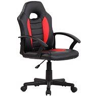 BHM Germany Femes, černá / červená - Dětská židle