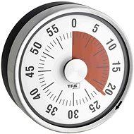 TFA Mechanická minutka 38.1028.10 – PUCK – antracit - Minutka